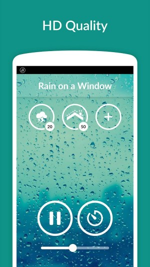Rain Sounds - Sleep & Relax 3.3.2 Screen 2