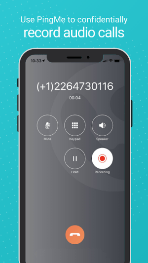 PingMe - Second Phone Number Call & Text 20032613 Screen 14