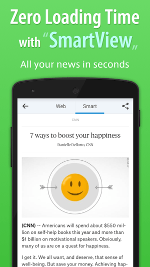SmartNews 3.1.0 Screen 11