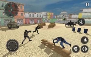 Frontline FPS Super Soldier War 3.3c Screen 1