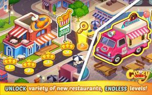 Crazy Chef: Craze Fast Restaurant Cooking Games 1.1.13 Screen 3