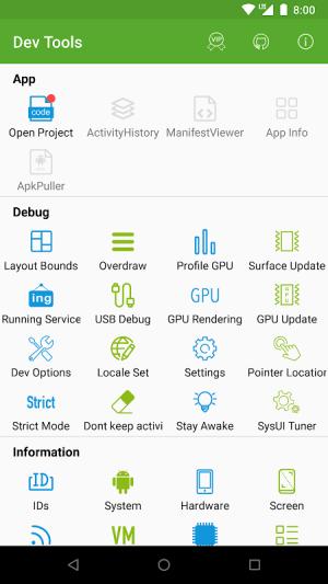 Dev Tools 2.5.0 Screen 7