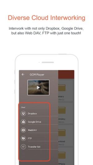 GOM Player 1.4.7 Screen 5