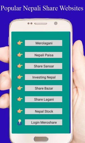 Nepali Share ( नेपाली सेयर ) 18 Screen 1