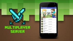 Multiplayer for Minecraft PE 2.5 Screen 2
