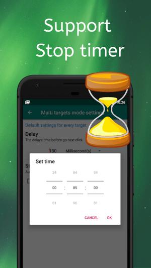 Auto Clicker - Automatic tap 1.2.8 Screen 3
