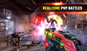 Android Shadowgun Legends: FPS Multiplayer Shooting Games Screen 13