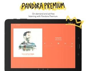 Android Pandora Music Screen 11