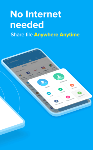 ShareMe (MiDrop) - Transfer files without internet 1.28.27 Screen 4
