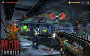 The Dead Uprising : MAD ZOMBIES 5.22.2 Screen 6