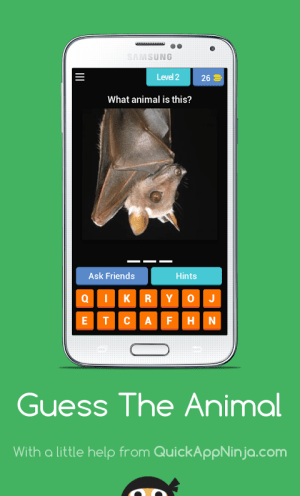 Guess The Animal 3.1.5zg Screen 2