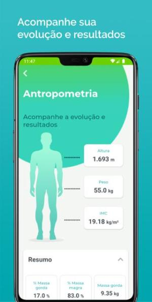Dietbox 7.6.1 Screen 1