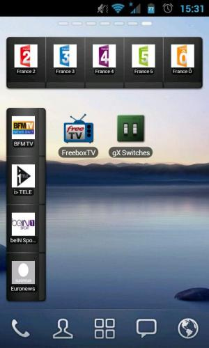 Android FreeboxTV Screen 5