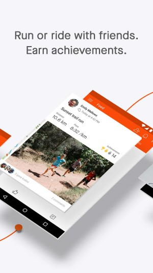 Strava tracker: Record running, cycling & swimming 91.0.0 Screen 4