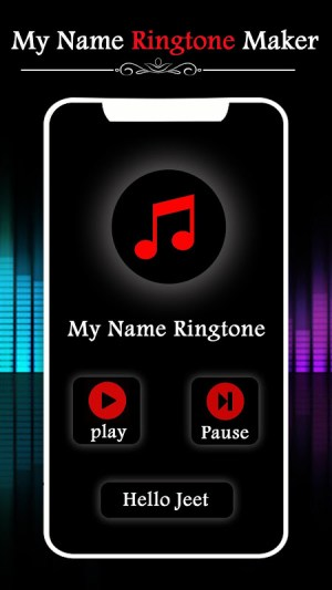 My Name Ringtone Maker 1.3 Screen 3