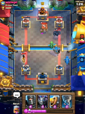 Clash Royale 3.2.4 Screen 2
