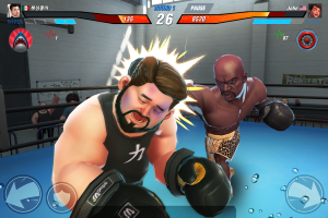 Android Boxing Star Screen 1