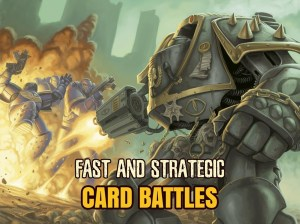 Android The Horus Heresy: Legions – TCG card battle game Screen 7
