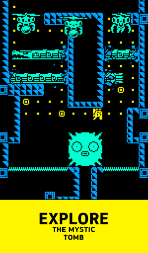 Tomb of the Mask 1.4.1 Screen 13