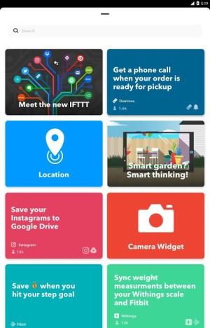 IFTTT 4.6.3 Screen 19