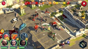 Zombie Anarchy: Survival Strategy Game 1.3.0d Screen 1