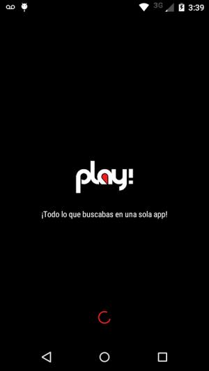Play! 1.5.4 Screen 1