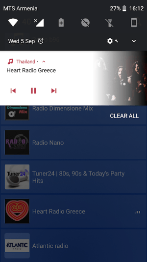 Android Venezuela Radio - Live FM Player Screen 1