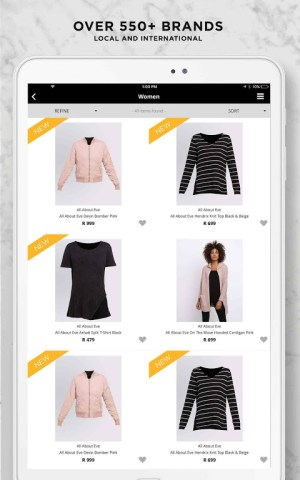 Online Fashion Shopping Zando 1.4.1 Screen 9