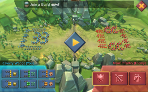 Lords Mobile: War Kingdom - Strategy RPG Battle 2.16 Screen 4