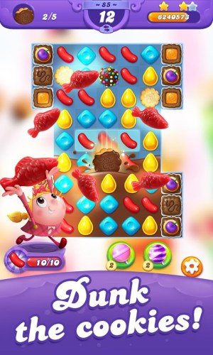 Candy Crush Friends Saga 1.18.12 Screen 1