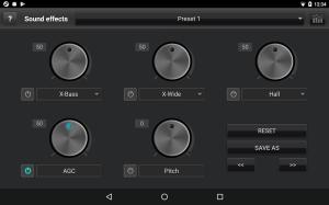 jetAudio HD Music Player 10.0.1 Screen 15