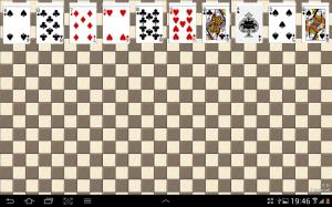Spider Solitaire Free Game 1.0.4 Screen 1