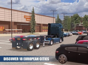 Android Truck Simulator PRO Europe Screen 6