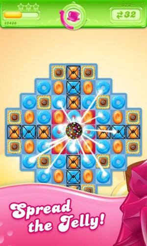 Candy Crush Jelly Saga 2.39.4 Screen 1
