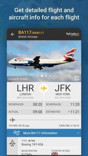 Flightradar24 Flight Tracker 8.7.4 Screen 12