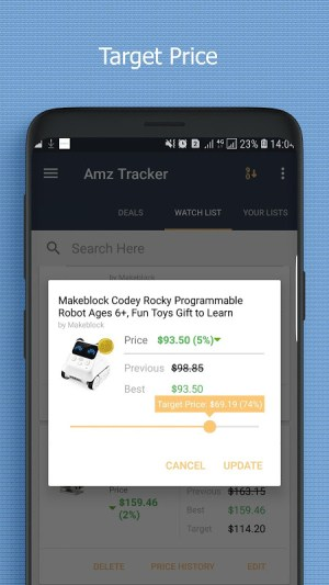 Shopping Assistant for Amazon 1.8 Screen 5