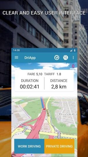 Trip (free), tripmeter CS8.05-27022020 Screen 2