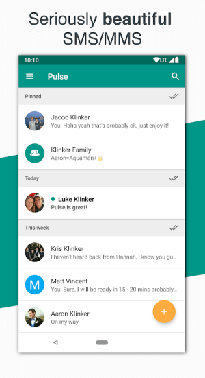 Pulse SMS (Phone/Tablet/Web) 4.6.2.2382 Screen 6
