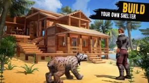 Jurassic Survival Island: Dinosaurs & Craft 3.9 Screen 2