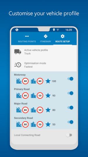 MapFactor Navigator - GPS Navigation Maps 6.0.122 Screen 3
