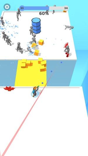 Paintman 3D - Stickman shooter 2.2.2 Screen 9