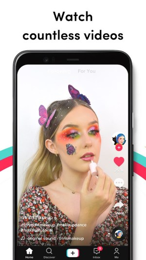 TikTok 17.6.41c Screen 3
