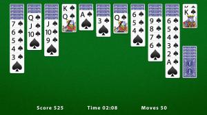 Spider Solitaire 1.0.179 Screen 7