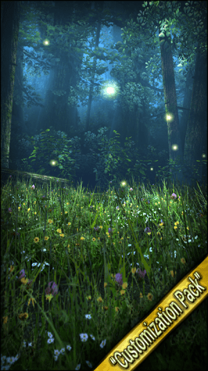 Android Forest HD Screen 16