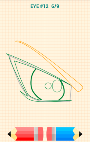 Draw Anime Eyes 4.2 Screen 8