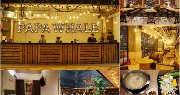 [台北住宿推薦]Hotel Papa Whale-西門町最高C/P值!超潮電影場景旅店!早餐火鍋吃到飽