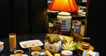 [高雄]蒸鮮腸粉港式飲茶(三民澄清店)-週六日限定港式早茶!別緻澎湃中國風早午餐