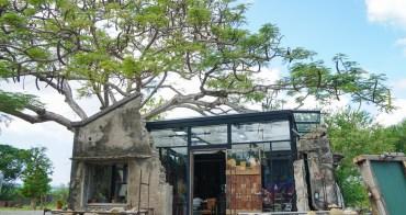 [墾丁IG打卡]樹夏飲事-鳳凰樹下浪漫玻璃屋咖啡廳!放慢步調的發呆空間