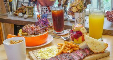 [高雄早午餐推薦]Bon appétit葩那貝蒂-鄉村風格好好拍~高C/P值早午餐