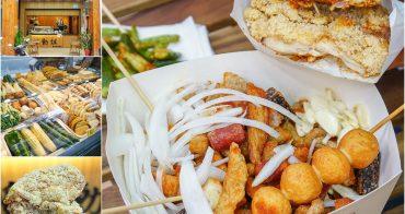 [高醫美食]雞動組鹽酥雞-超夯豐富鹹酥雞!大份量爆汁香酥雞排~滿額還有外送服務